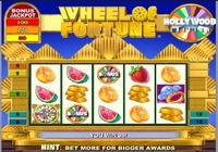 Play online Wheel Of Fortune game
